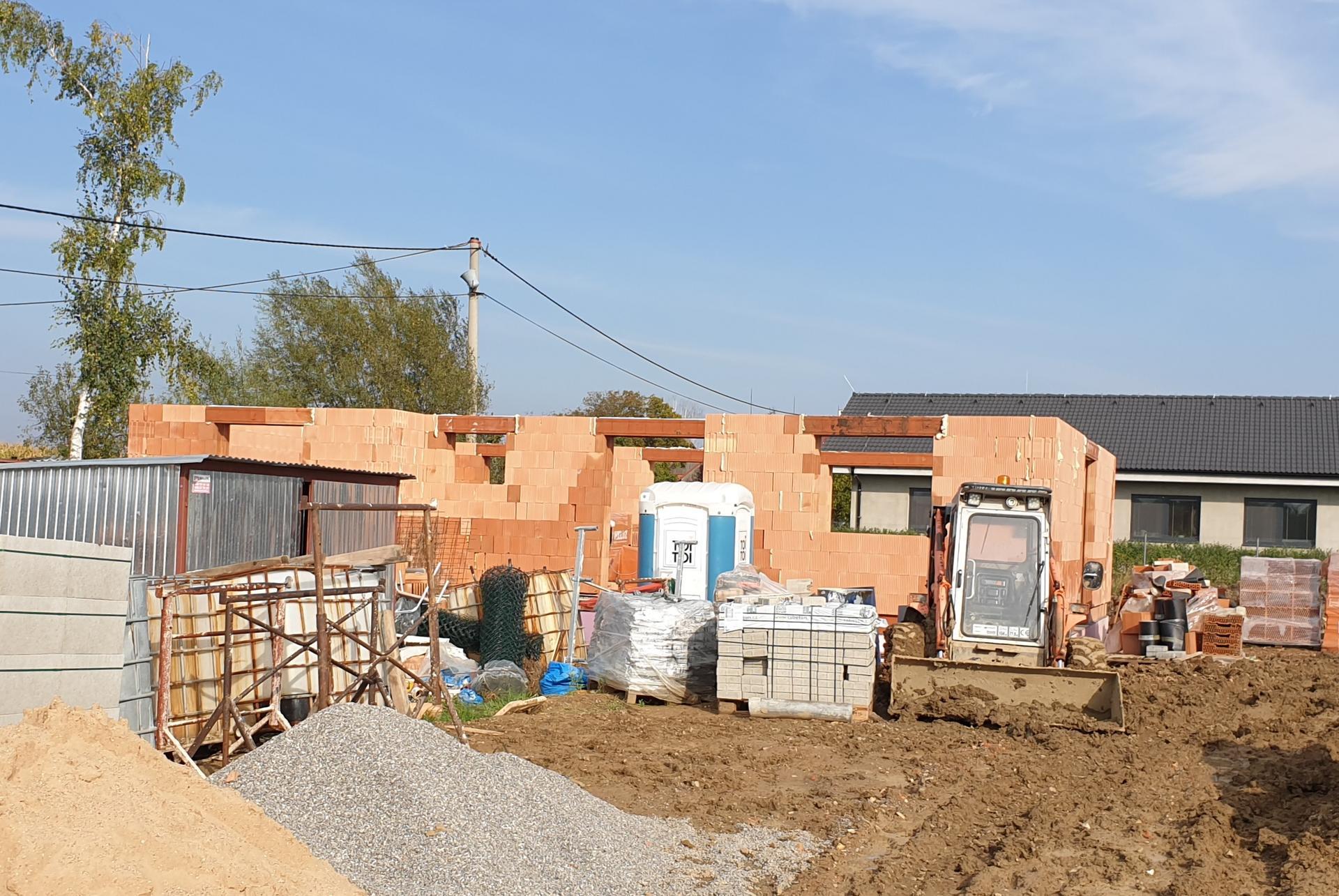 Stěhování na venkov - stavba - Obrázek č. 12