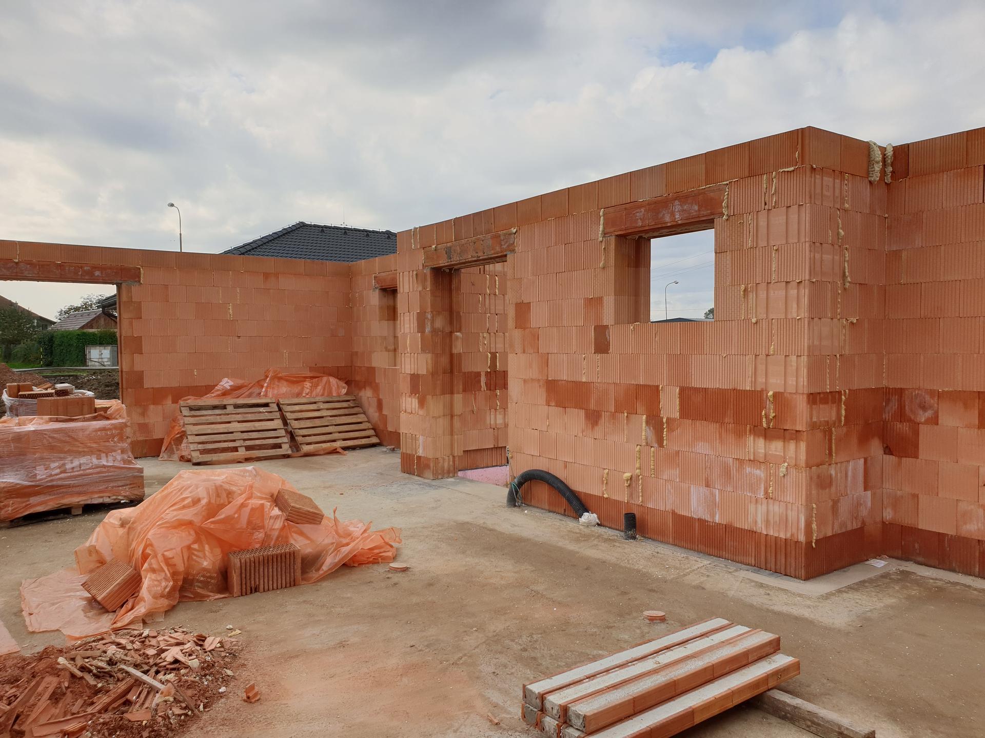 Stěhování na venkov - stavba - Obrázek č. 19