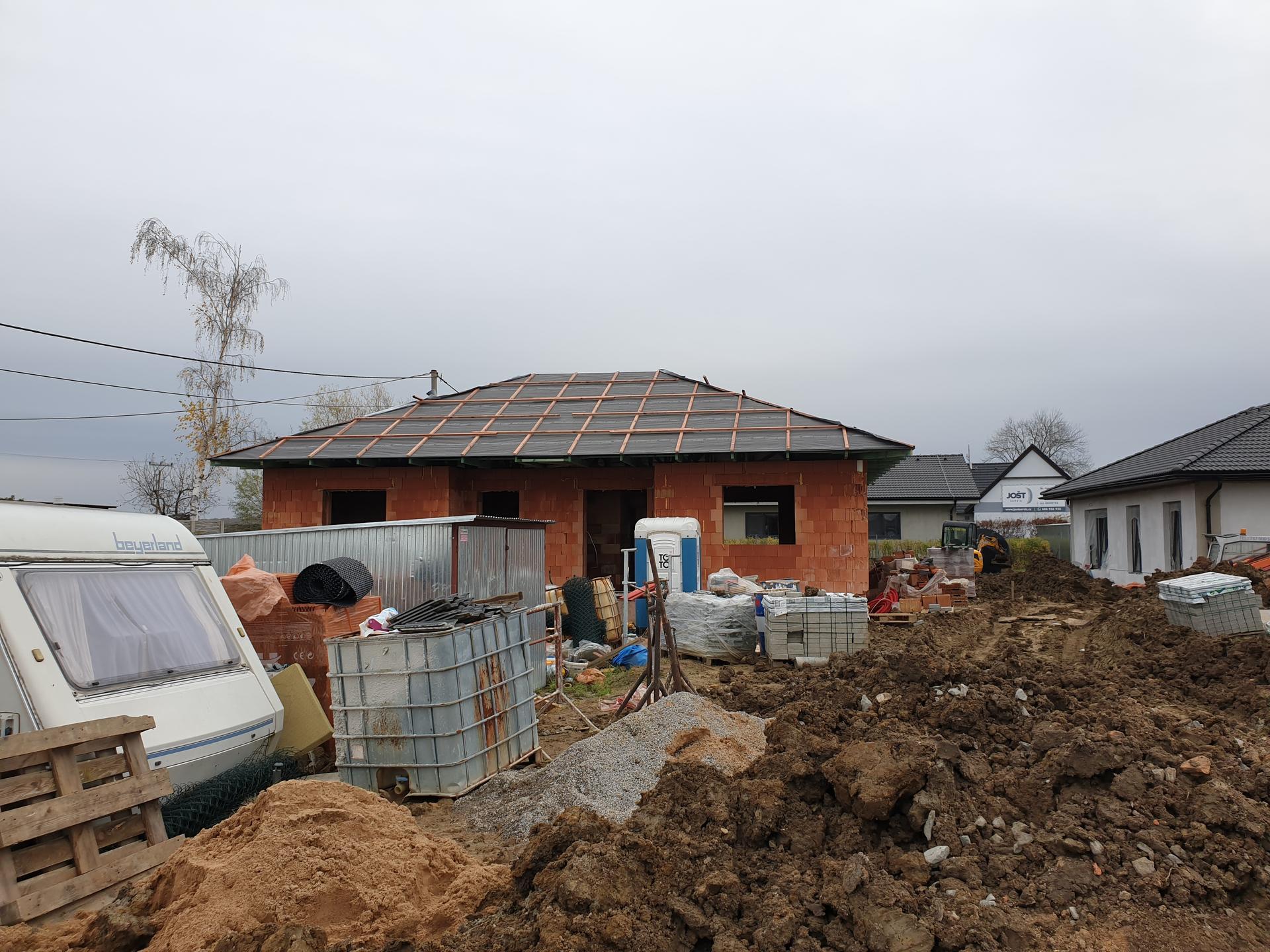 Stěhování na venkov - stavba - Obrázek č. 33