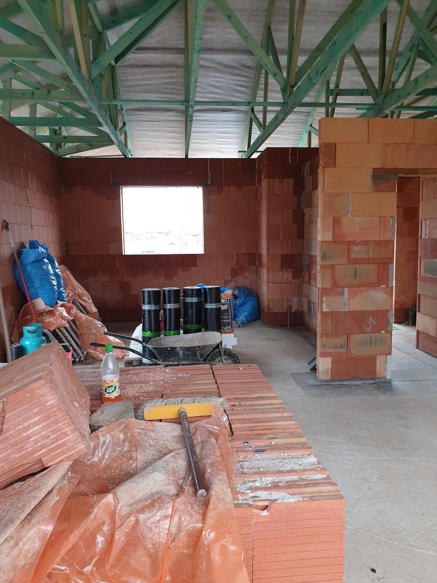 Stěhování na venkov - stavba - Obrázek č. 29