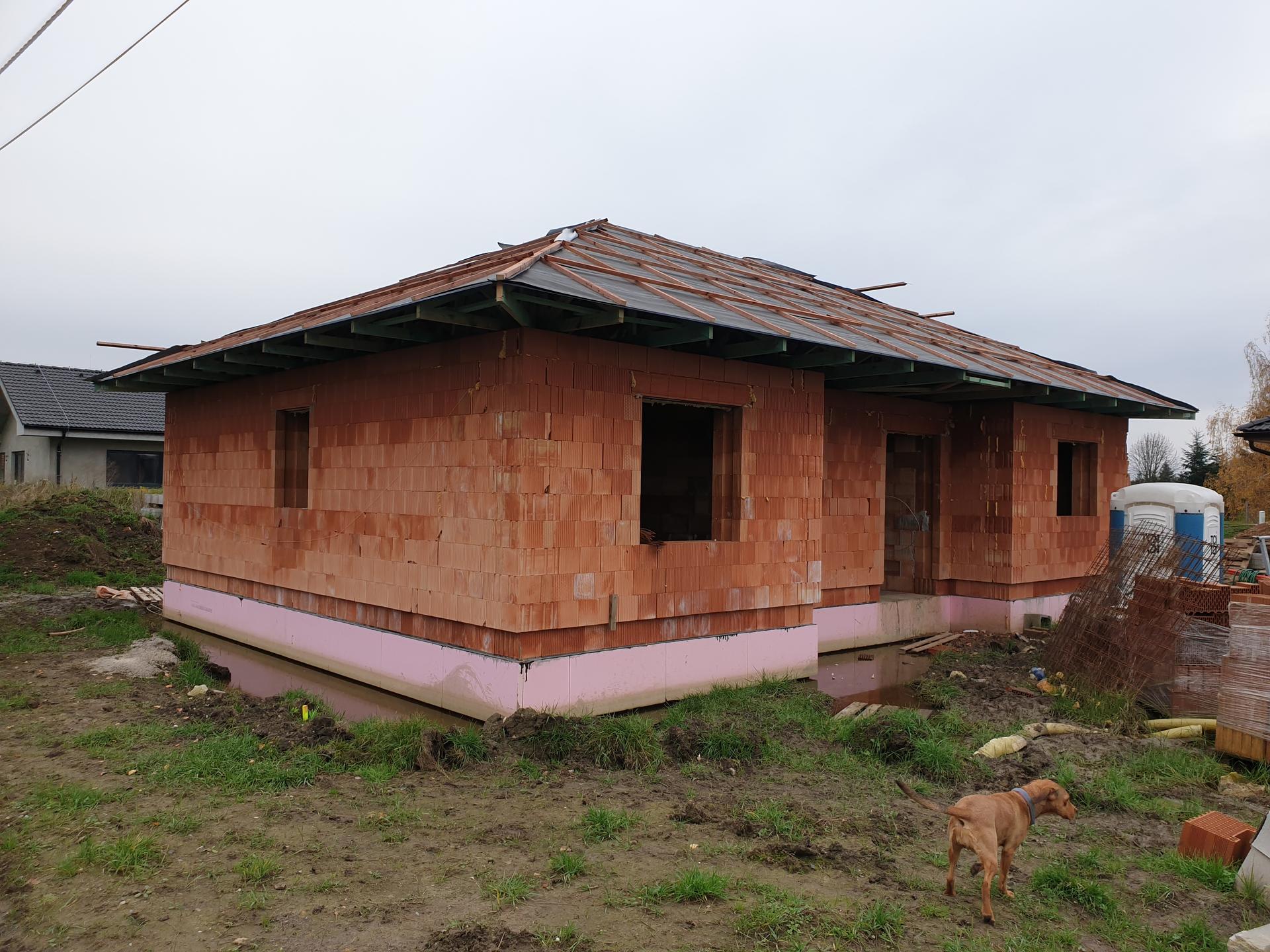 Stěhování na venkov - stavba - Obrázek č. 26