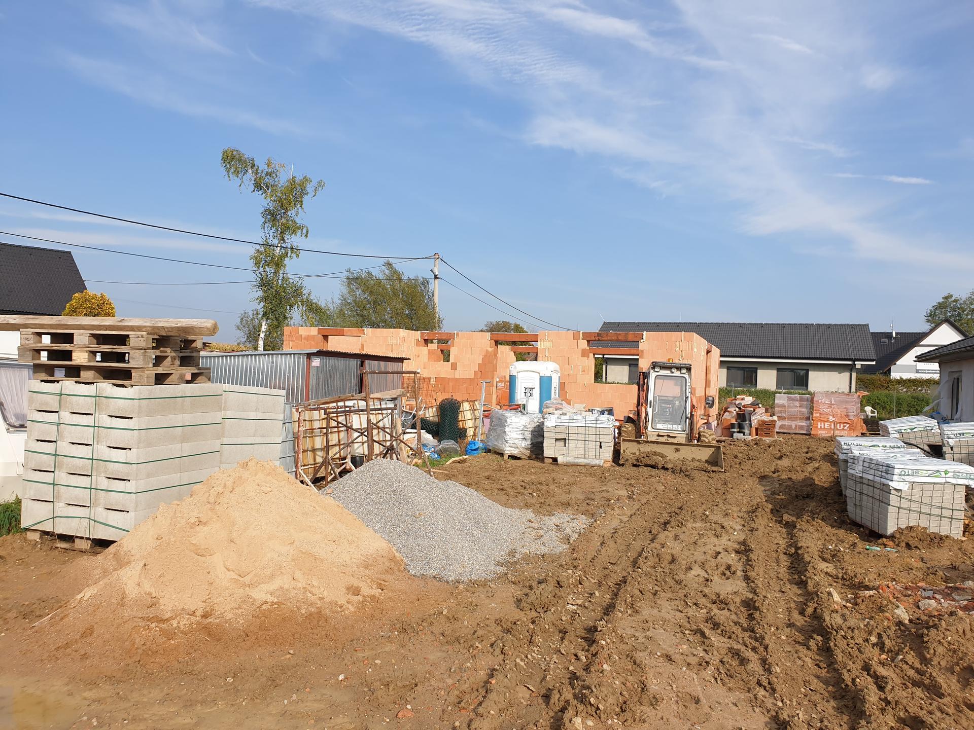 Stěhování na venkov - stavba - Obrázek č. 11