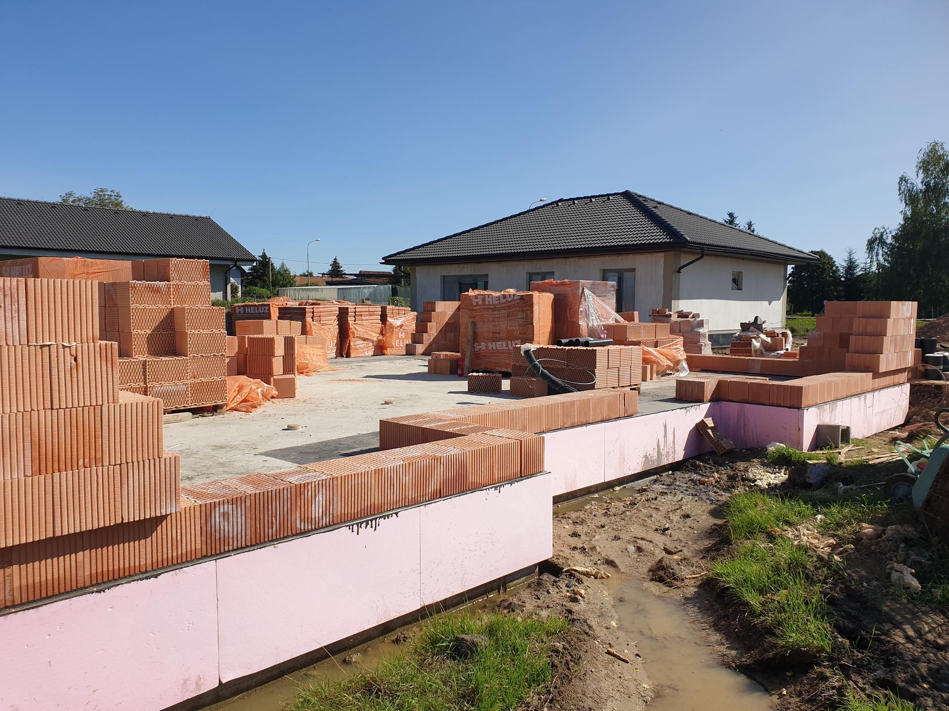 Stěhování na venkov - stavba - Obrázek č. 6