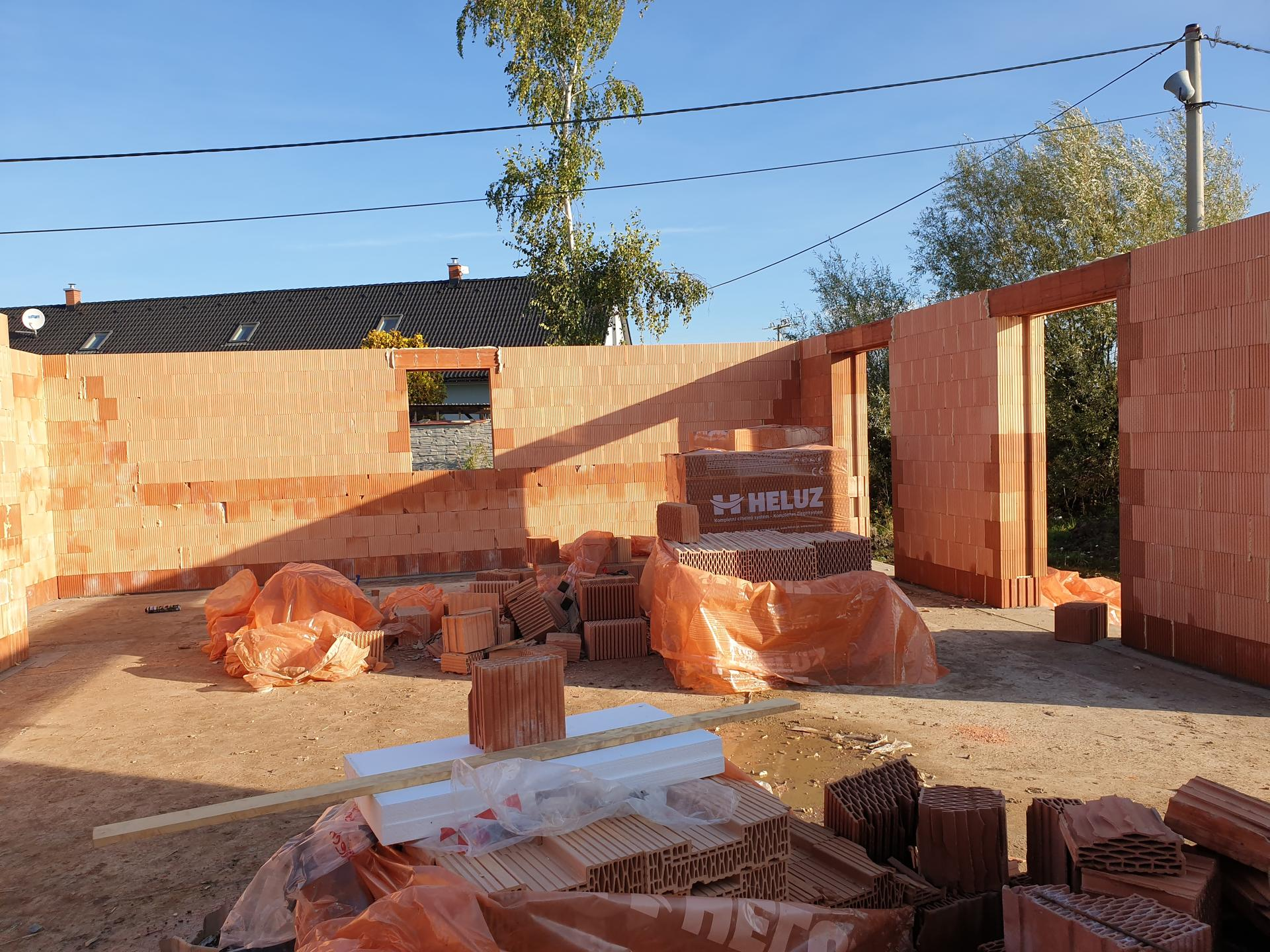 Stěhování na venkov - stavba - Obrázek č. 16