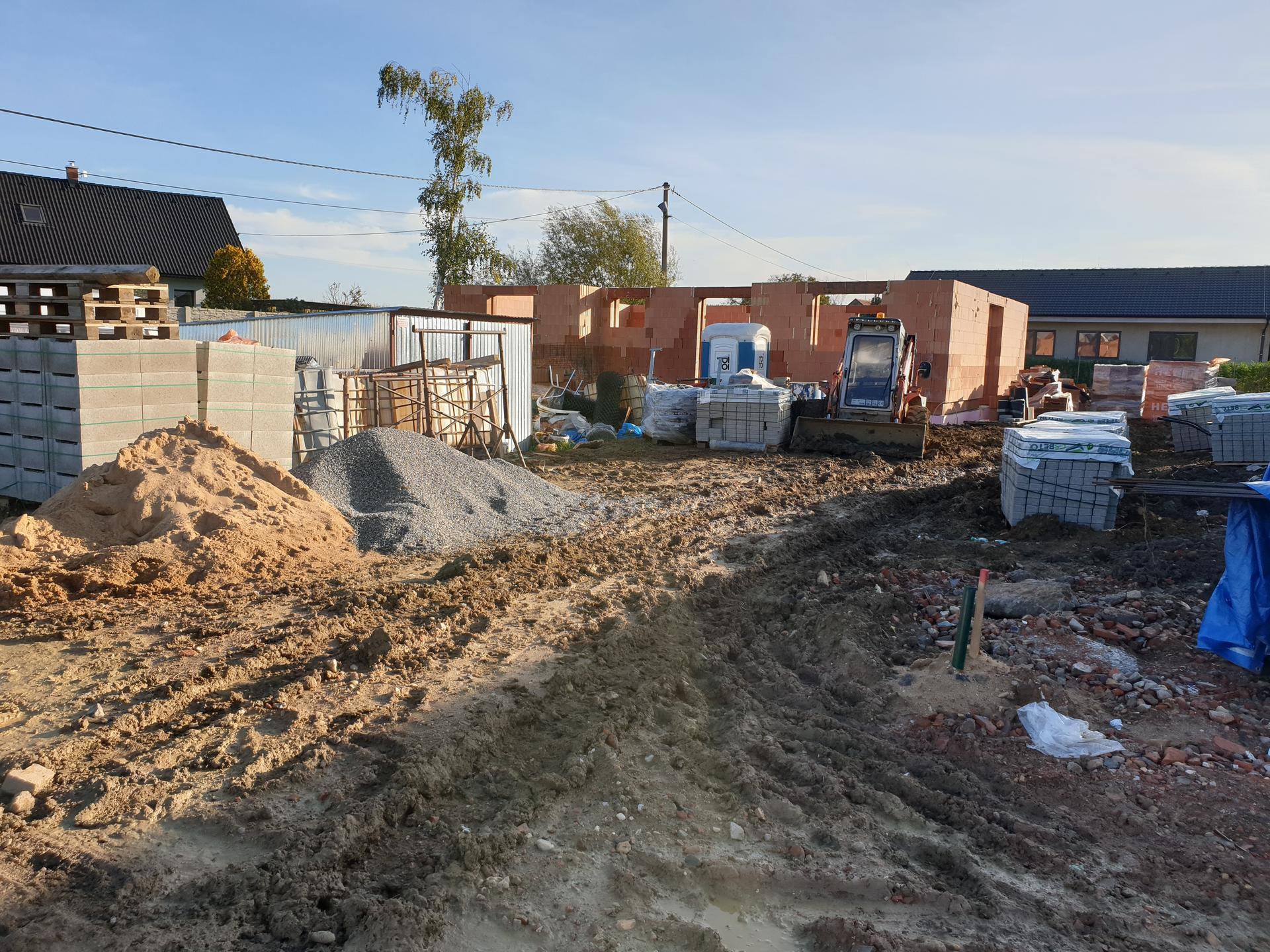 Stěhování na venkov - stavba - Obrázek č. 17