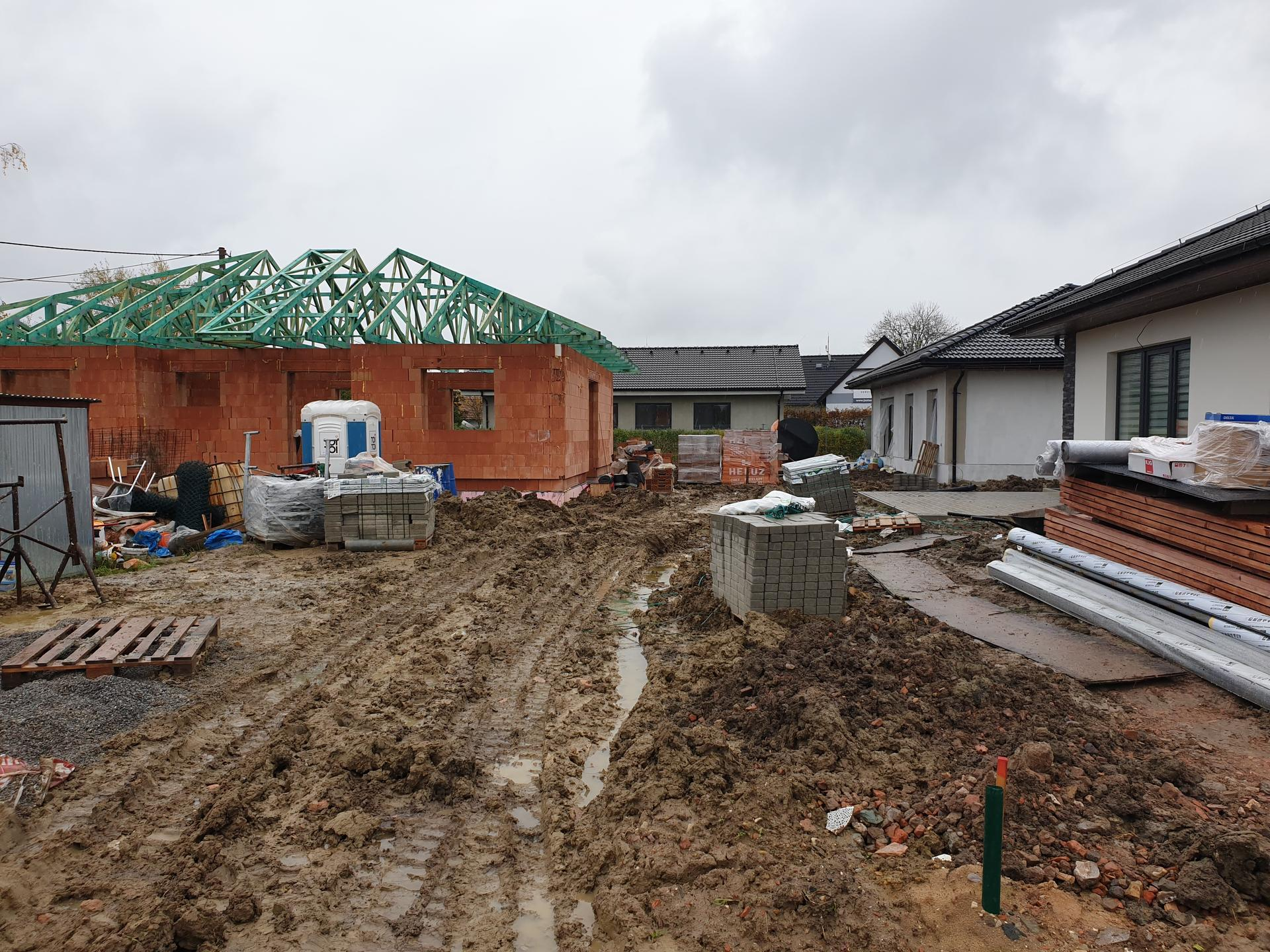 Stěhování na venkov - stavba - Obrázek č. 25