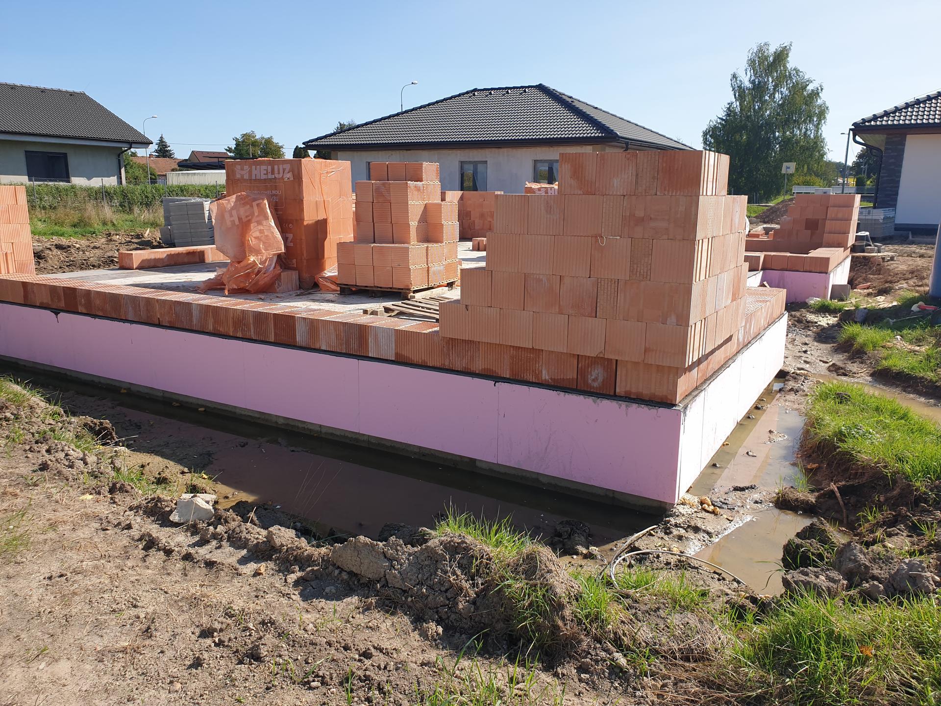 Stěhování na venkov - stavba - Obrázek č. 4