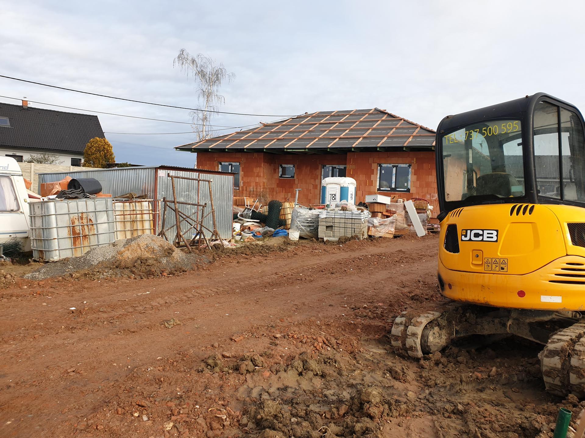 Stěhování na venkov - stavba - Obrázek č. 37
