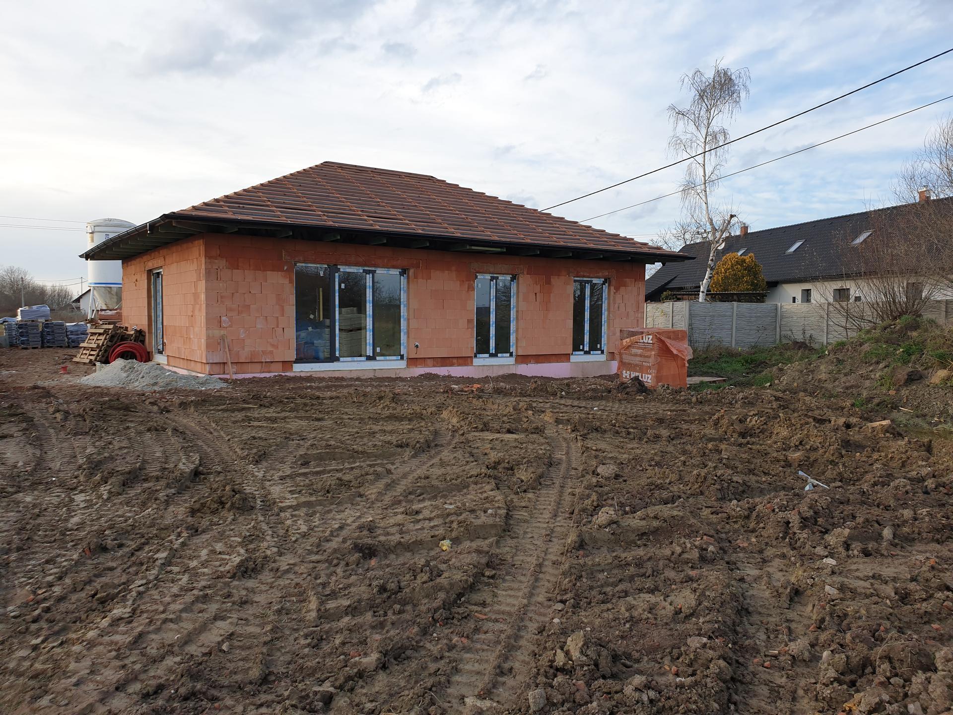 Stěhování na venkov - stavba - Obrázek č. 38