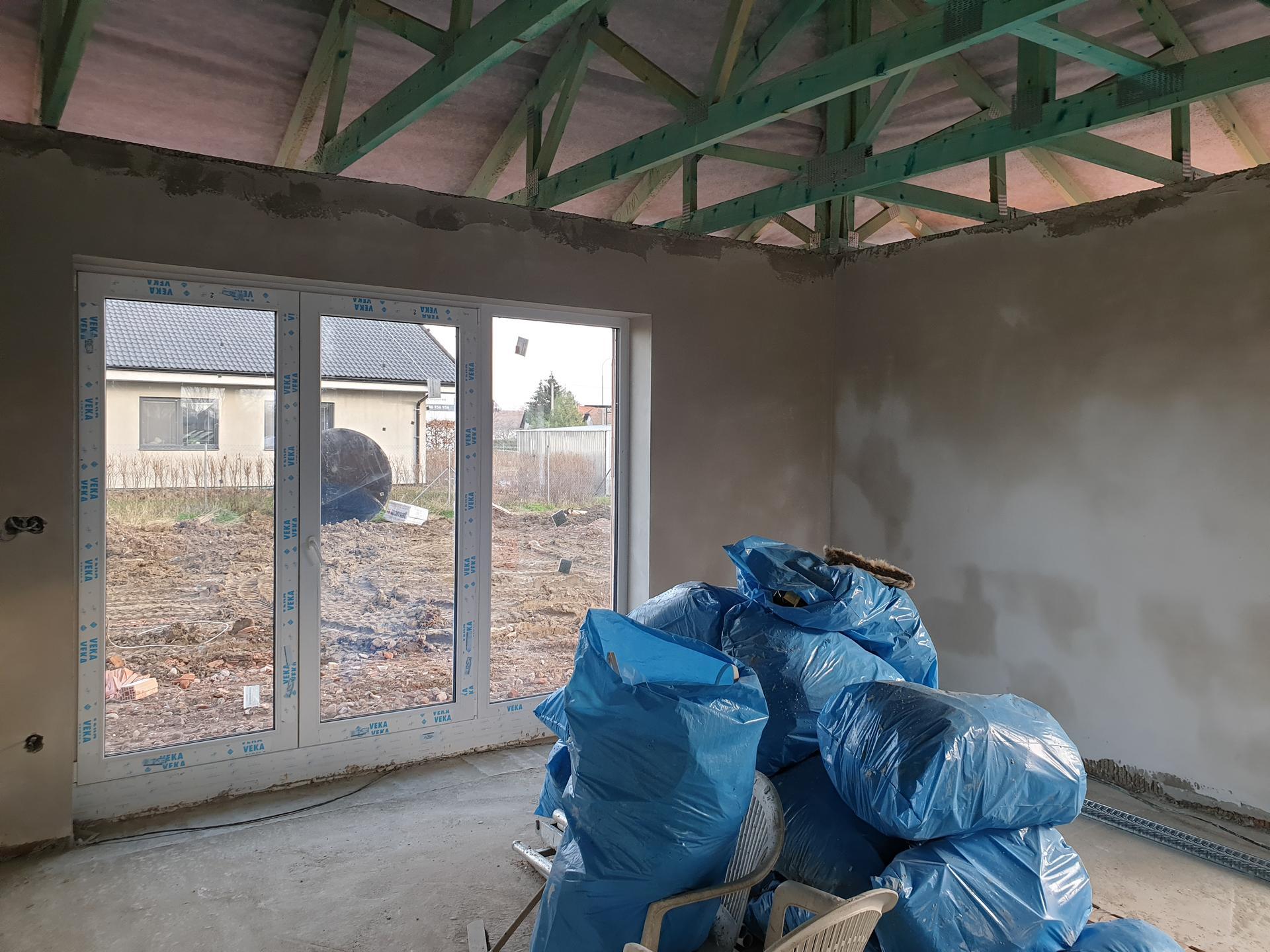 Stěhování na venkov - stavba - Obrázek č. 42