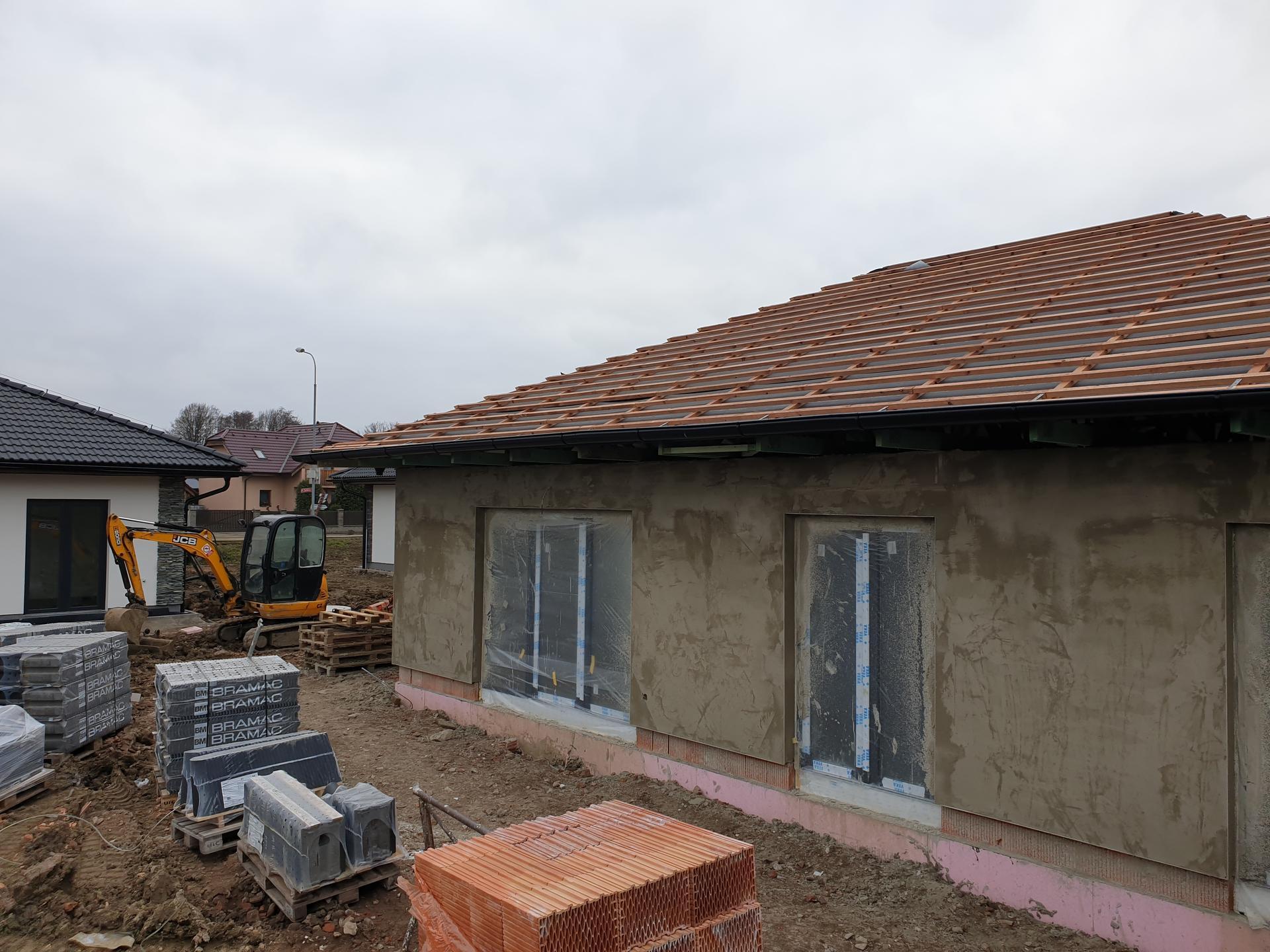 Stěhování na venkov - stavba - Obrázek č. 50