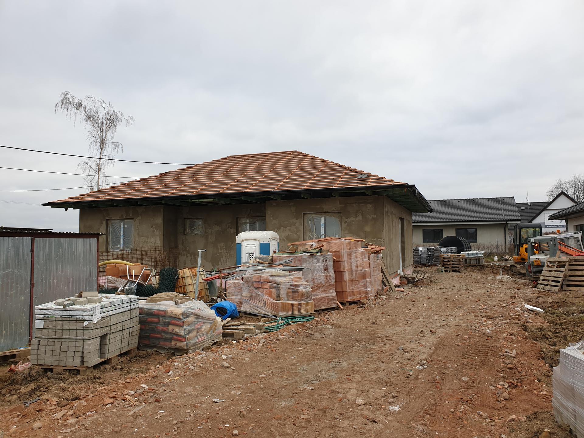 Stěhování na venkov - stavba - Obrázek č. 48