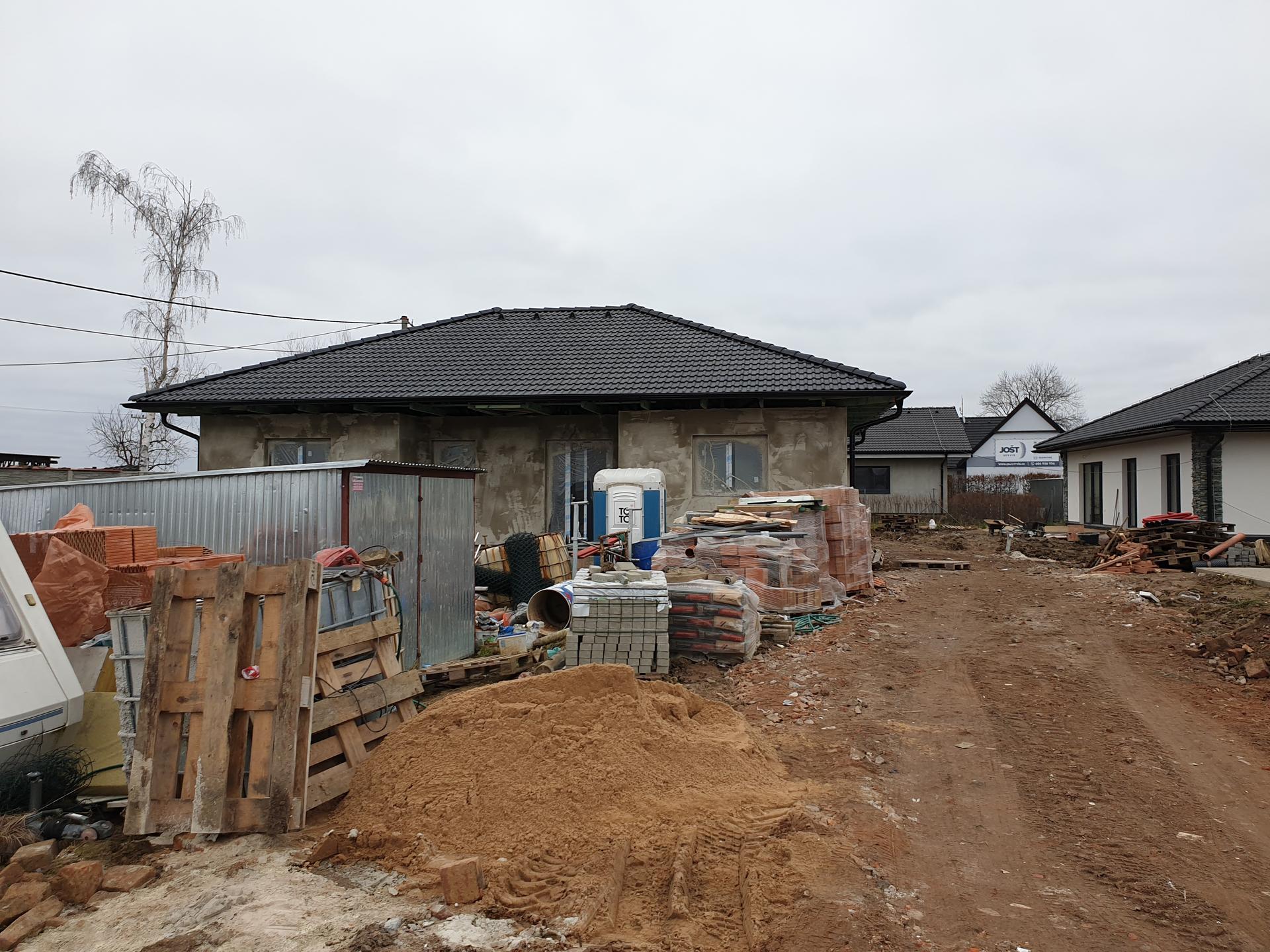 Stěhování na venkov - stavba - Obrázek č. 55