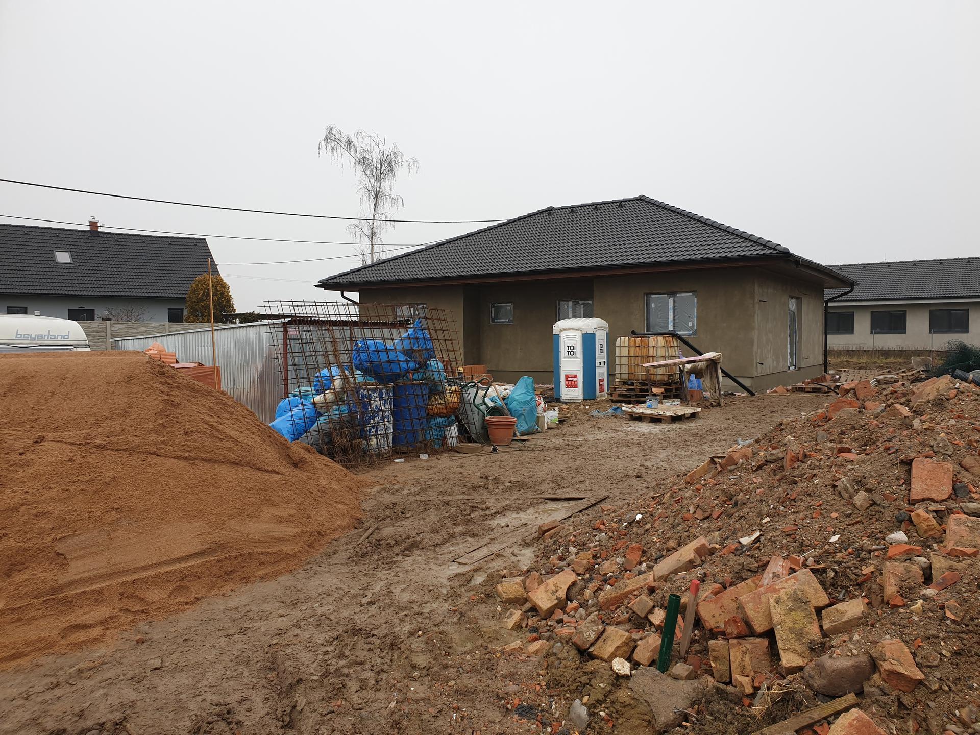 Stěhování na venkov - stavba - Obrázek č. 68