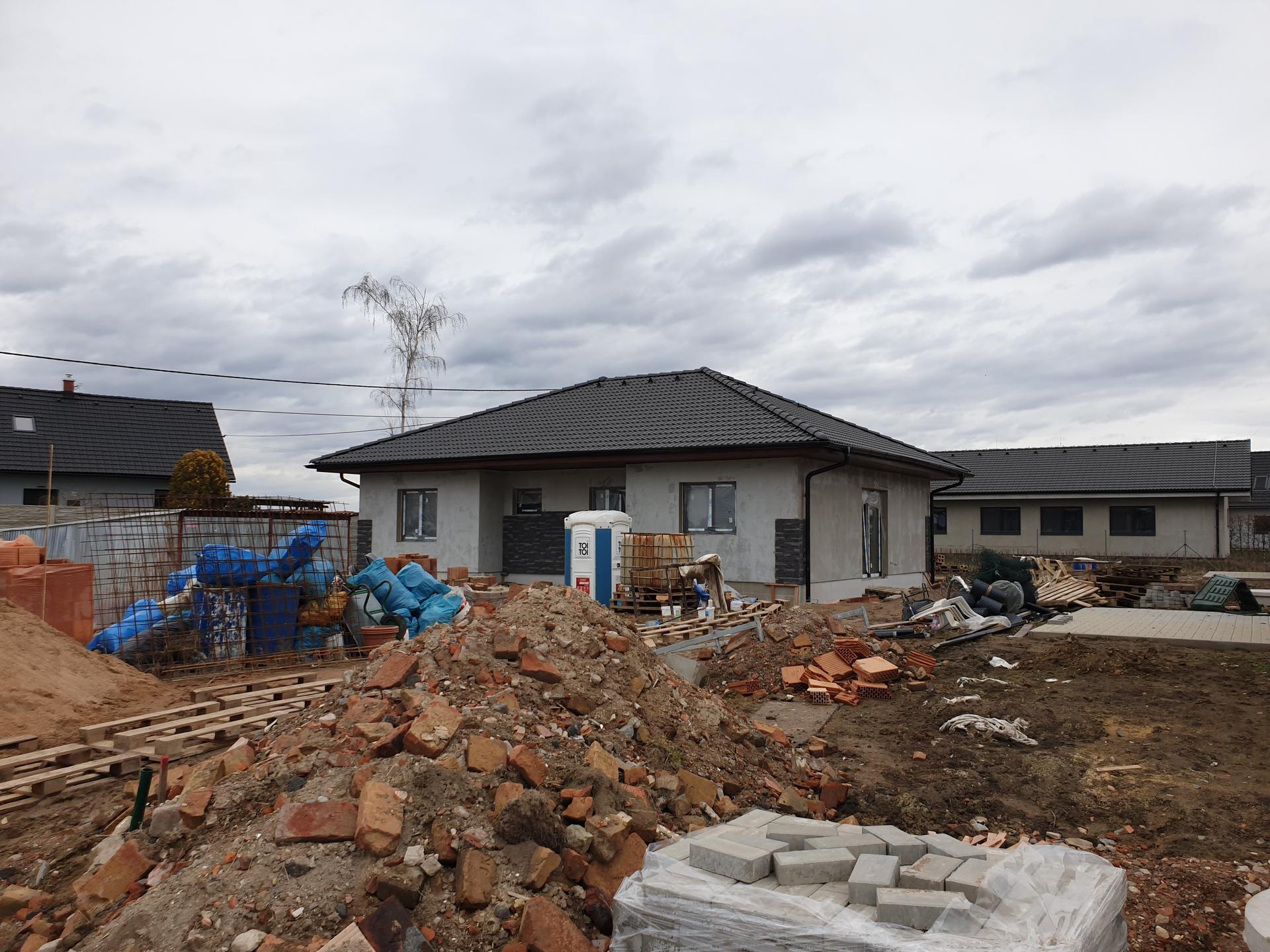 Stěhování na venkov - stavba - Obrázek č. 81