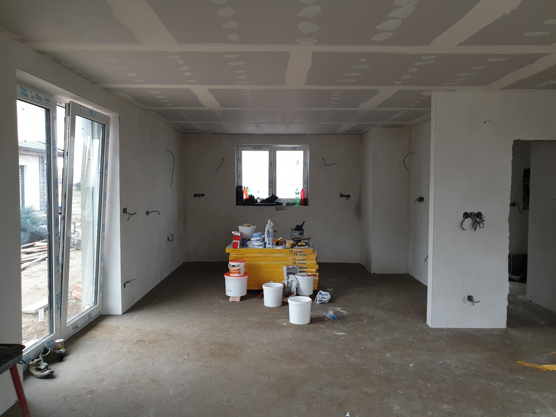 Stěhování na venkov - stavba - Obrázek č. 79