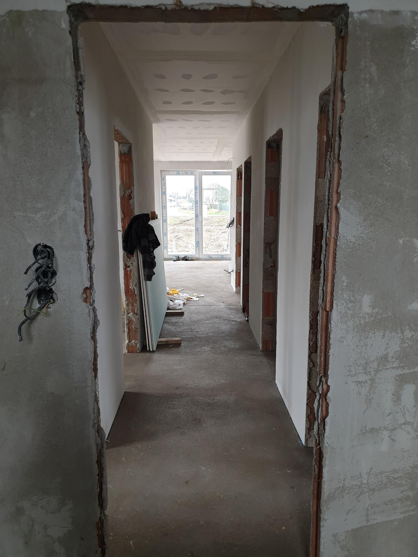 Stěhování na venkov - stavba - Obrázek č. 80