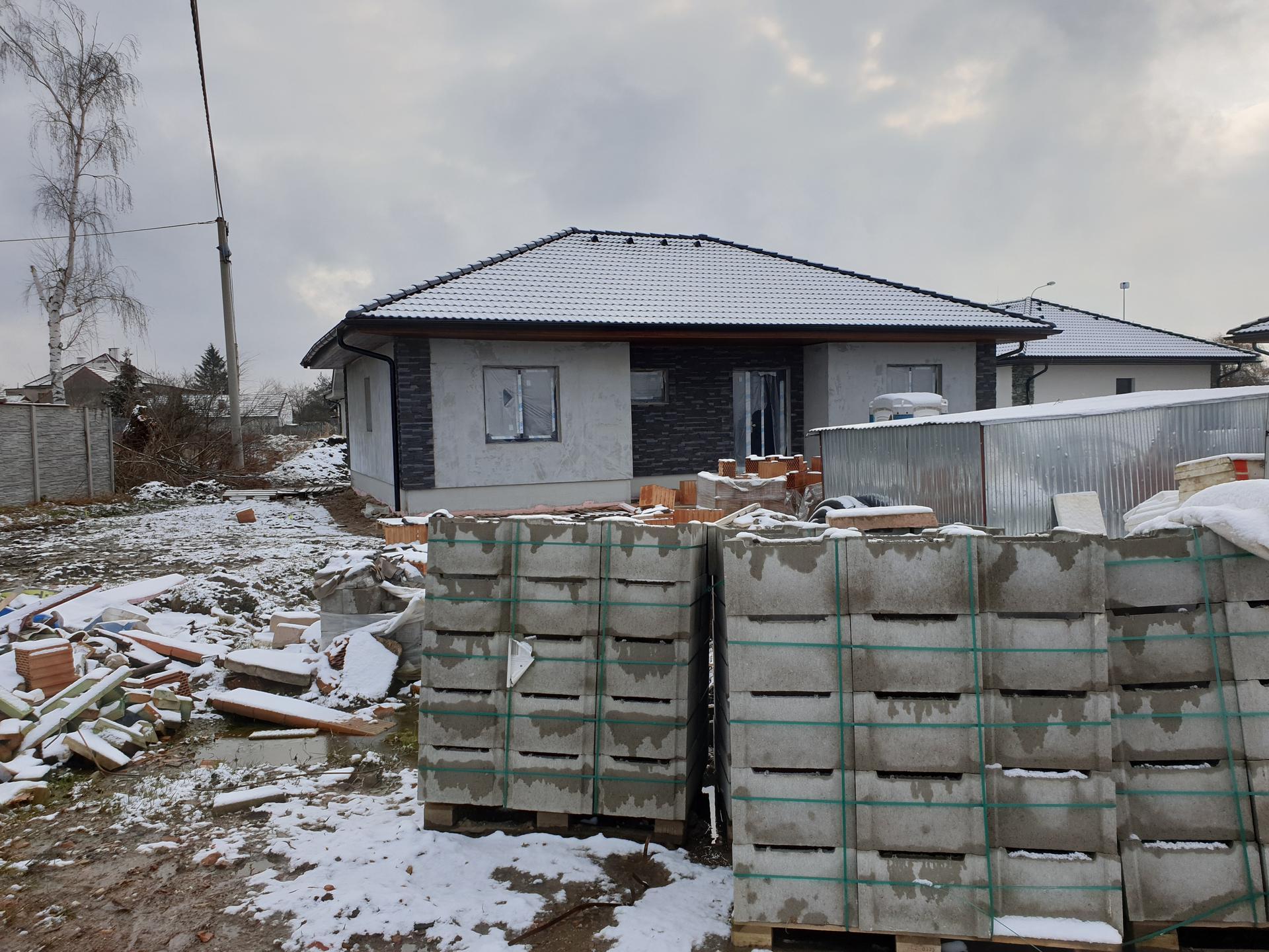 Stěhování na venkov - stavba - Obrázek č. 91