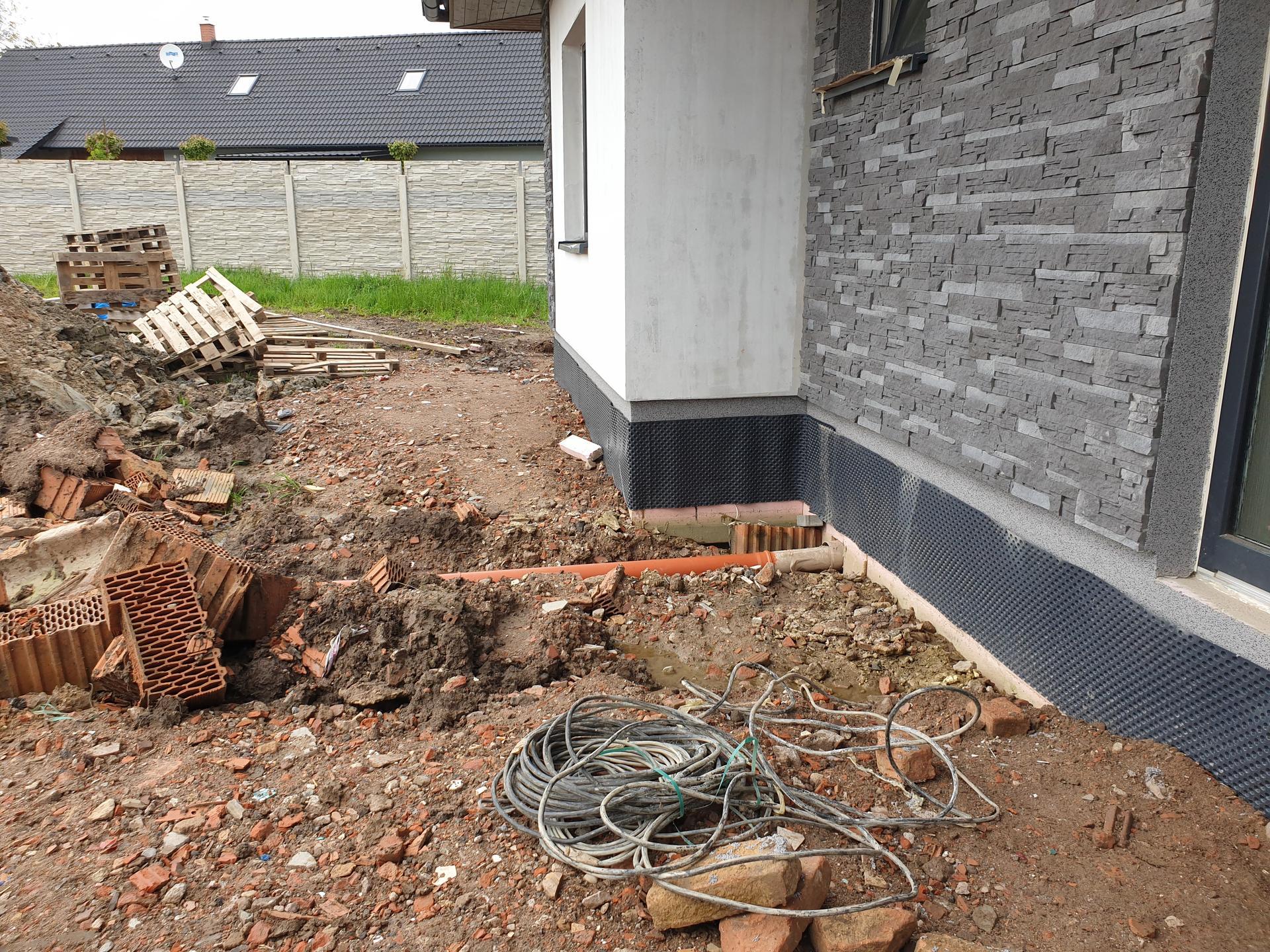 Stěhování na venkov - stavba - Obrázek č. 129
