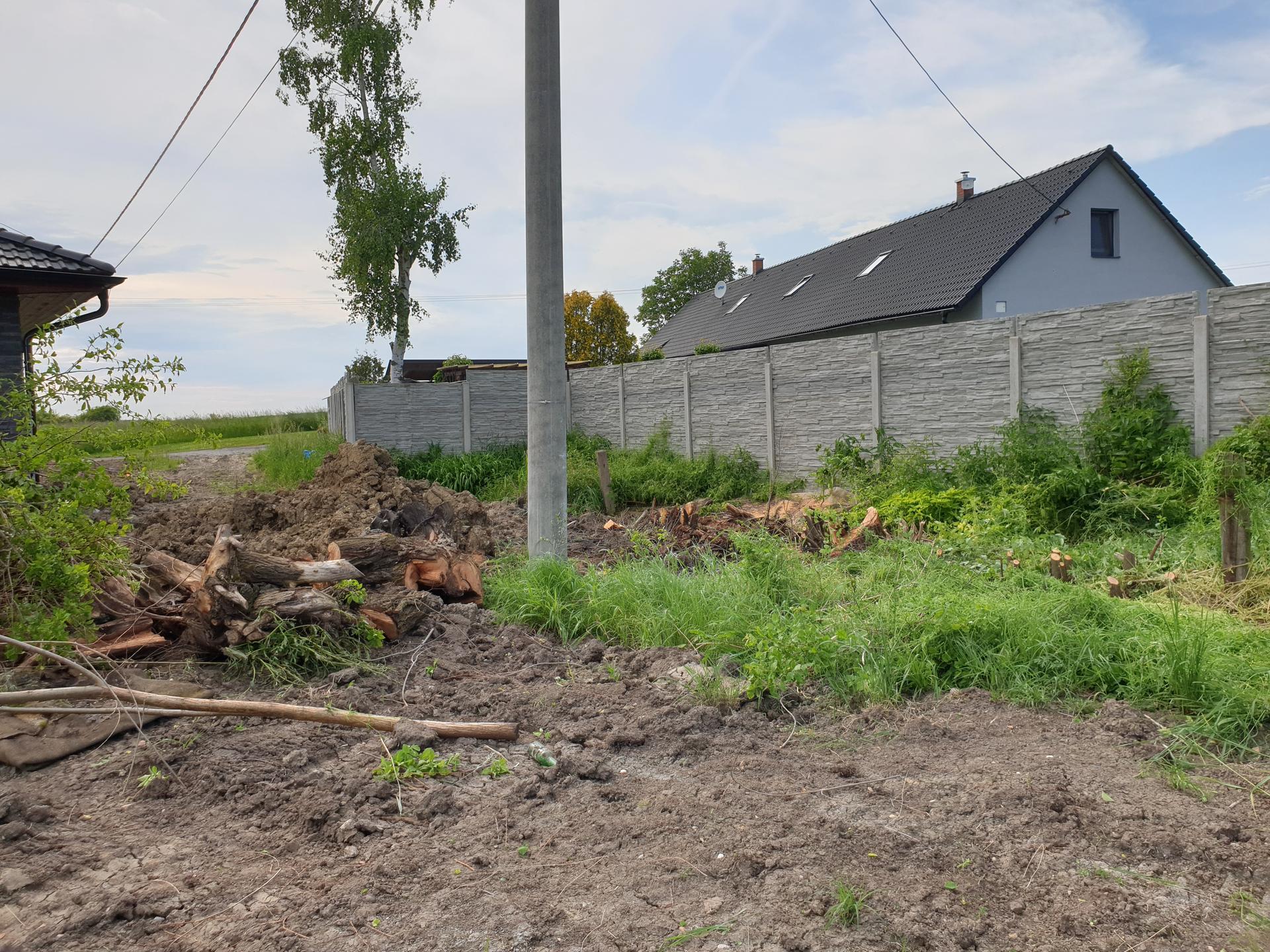 Zahrada a terasa - Obrázek č. 9