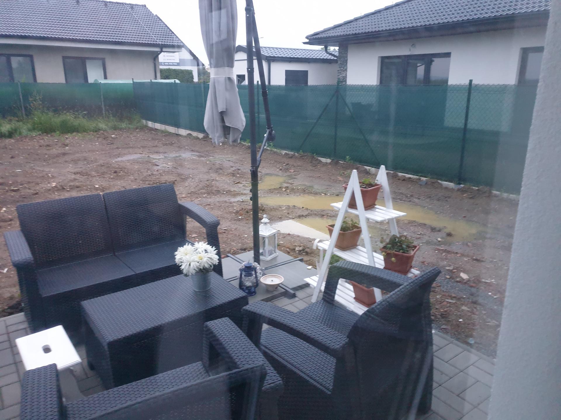 Zahrada a terasa - Obrázek č. 20