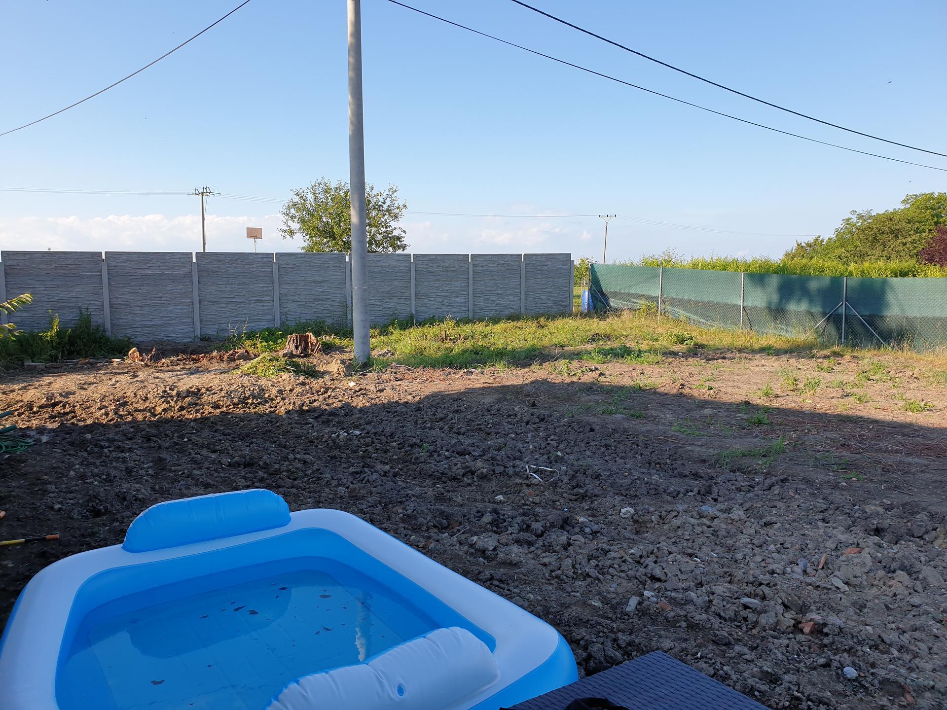 Zahrada a terasa - Obrázek č. 29