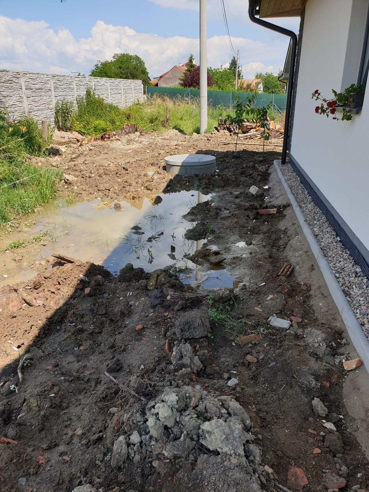 Zahrada a terasa - Obrázek č. 23