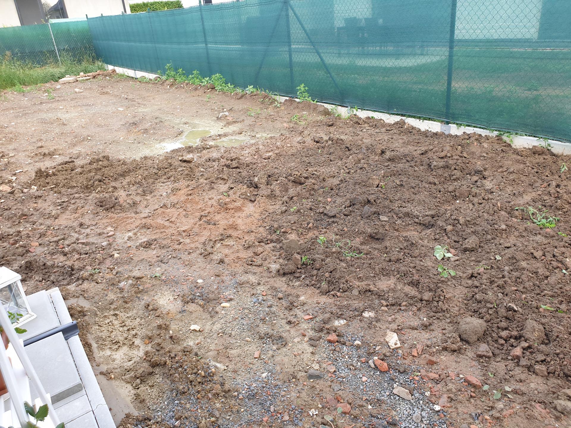 Zahrada a terasa - Obrázek č. 21