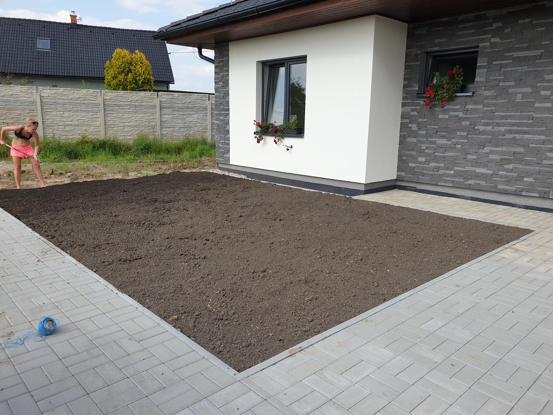 Zahrada a terasa - Obrázek č. 46