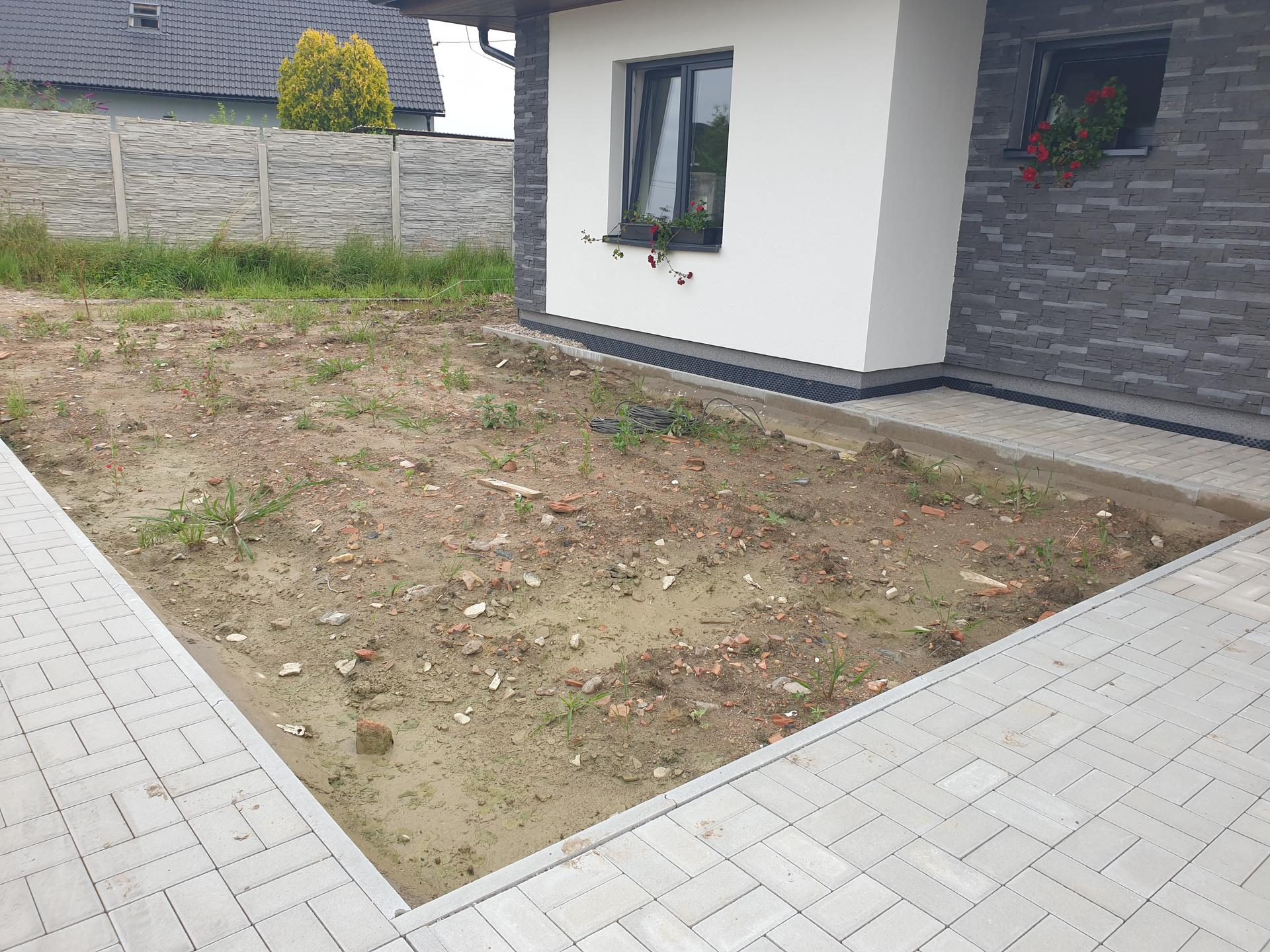 Zahrada a terasa - Obrázek č. 41
