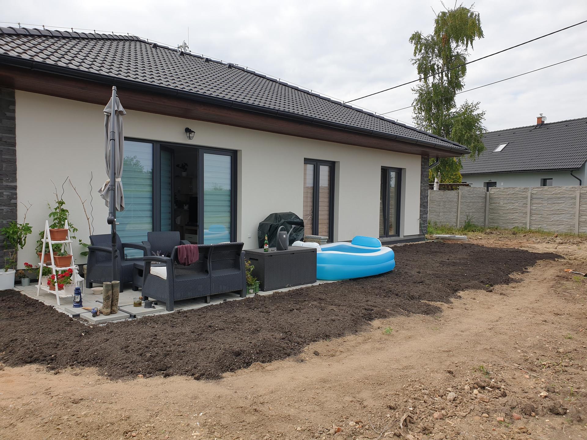 Zahrada a terasa - Obrázek č. 47