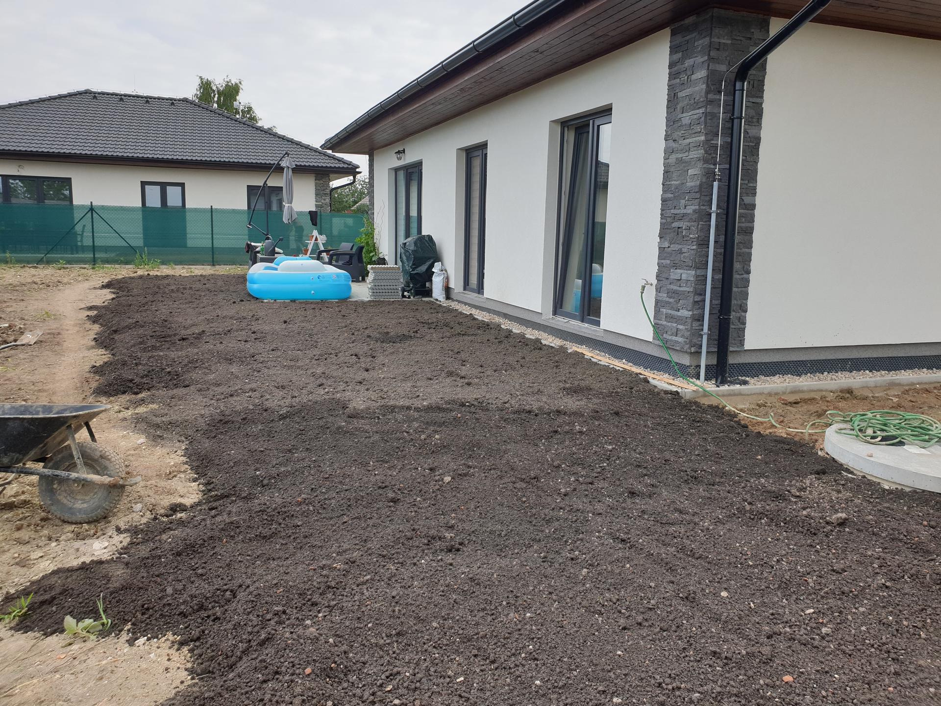 Zahrada a terasa - Obrázek č. 48