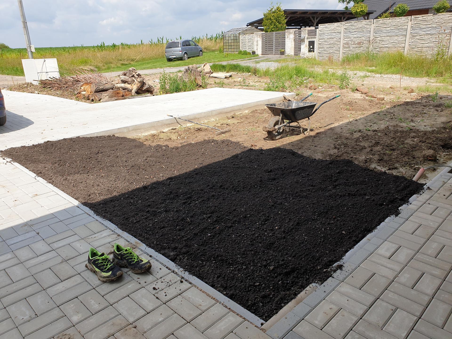Zahrada a terasa - Obrázek č. 45