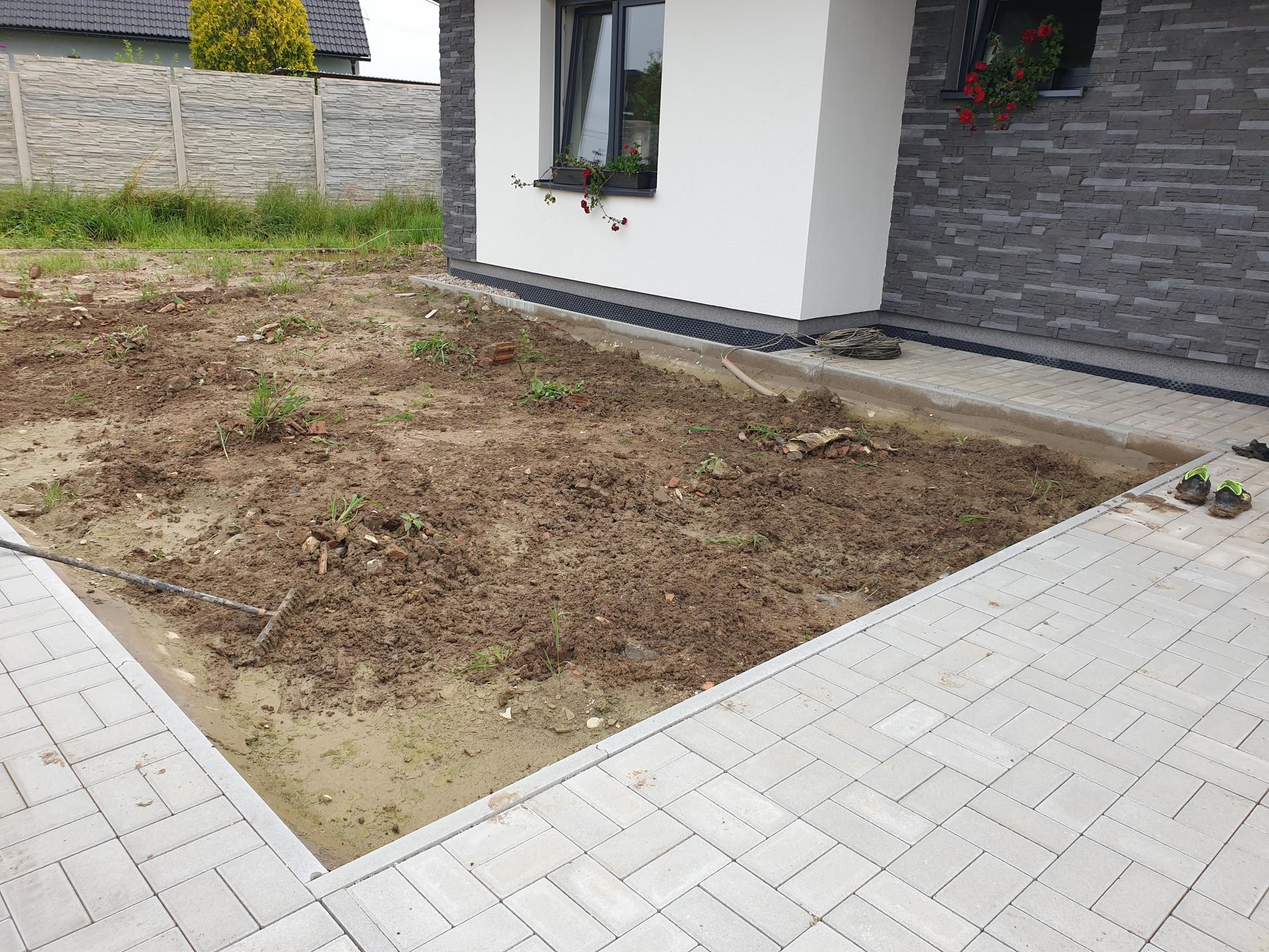 Zahrada a terasa - Obrázek č. 42