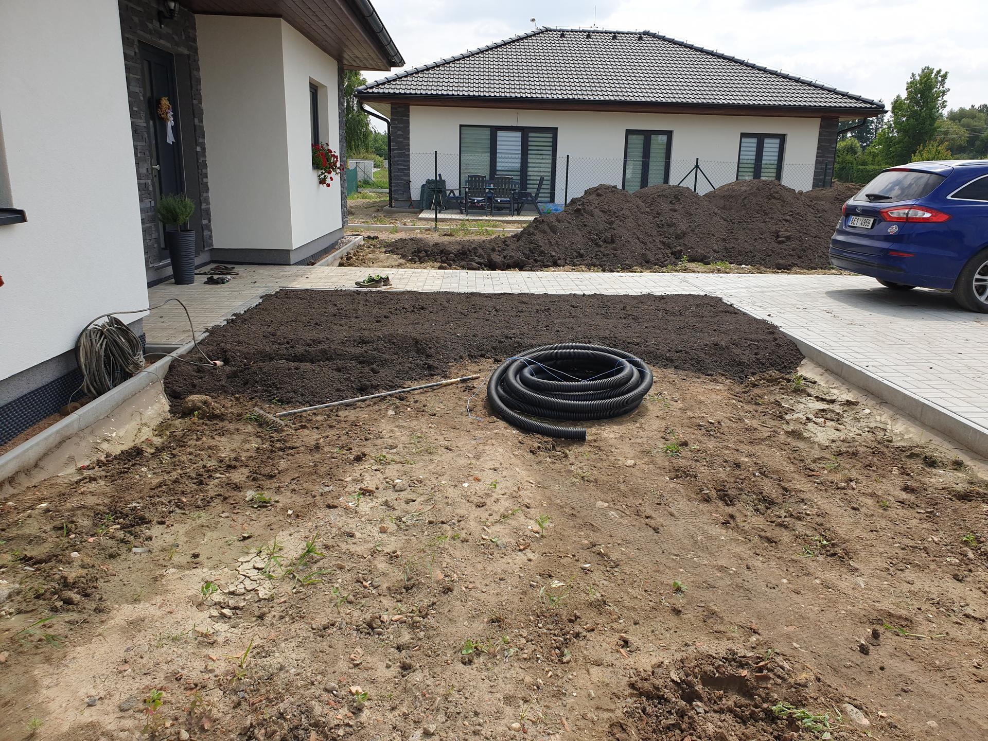 Zahrada a terasa - Obrázek č. 43