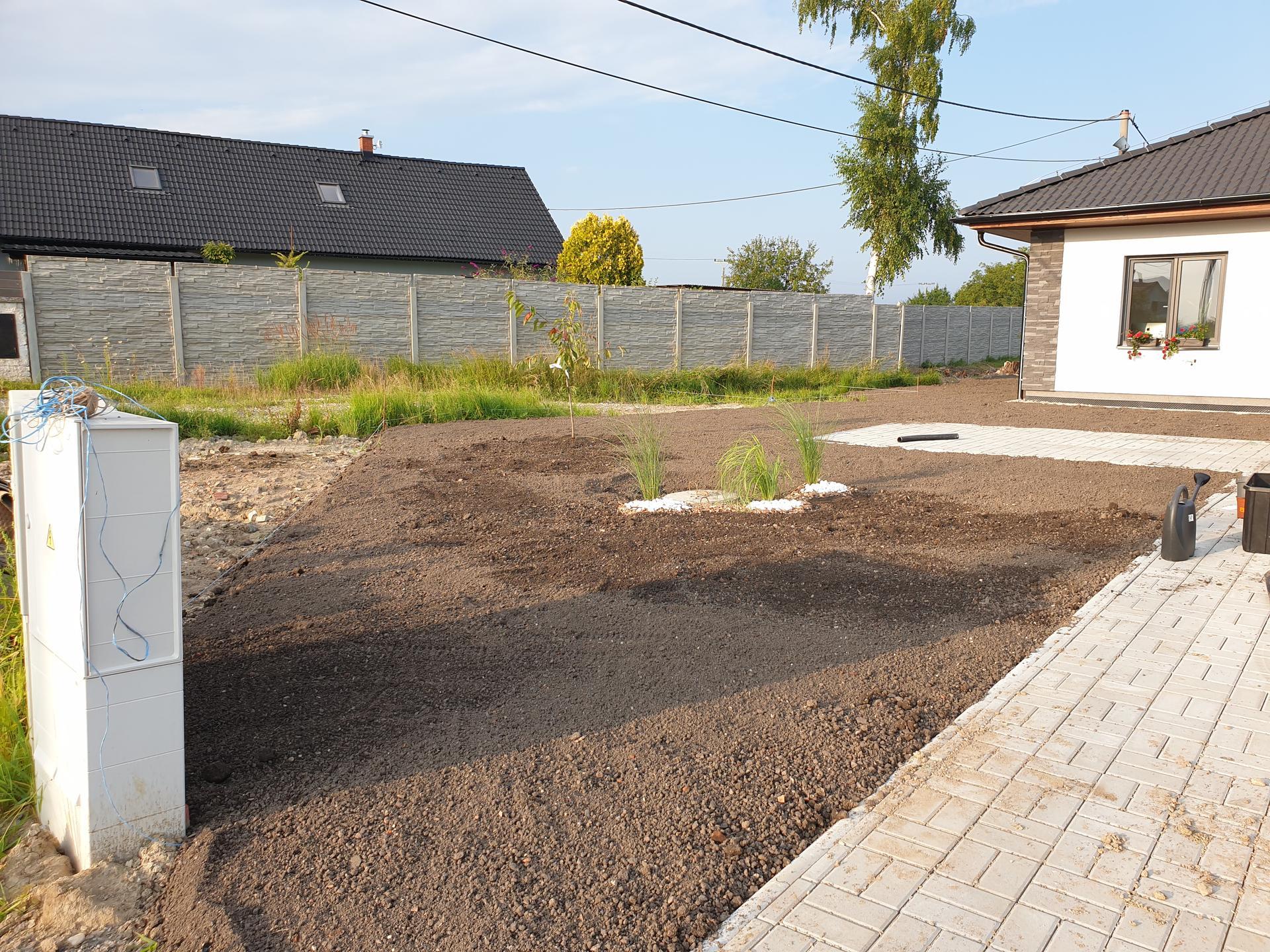 Zahrada a terasa - Obrázek č. 52