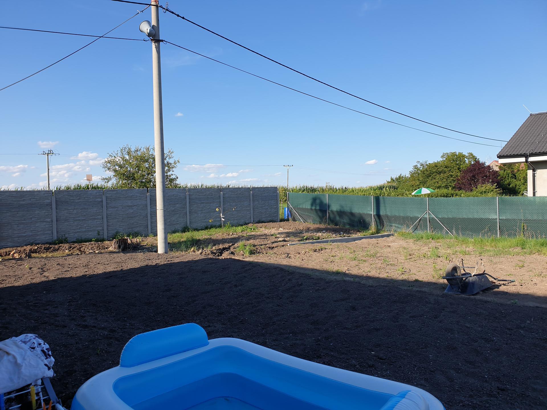 Zahrada a terasa - Obrázek č. 59