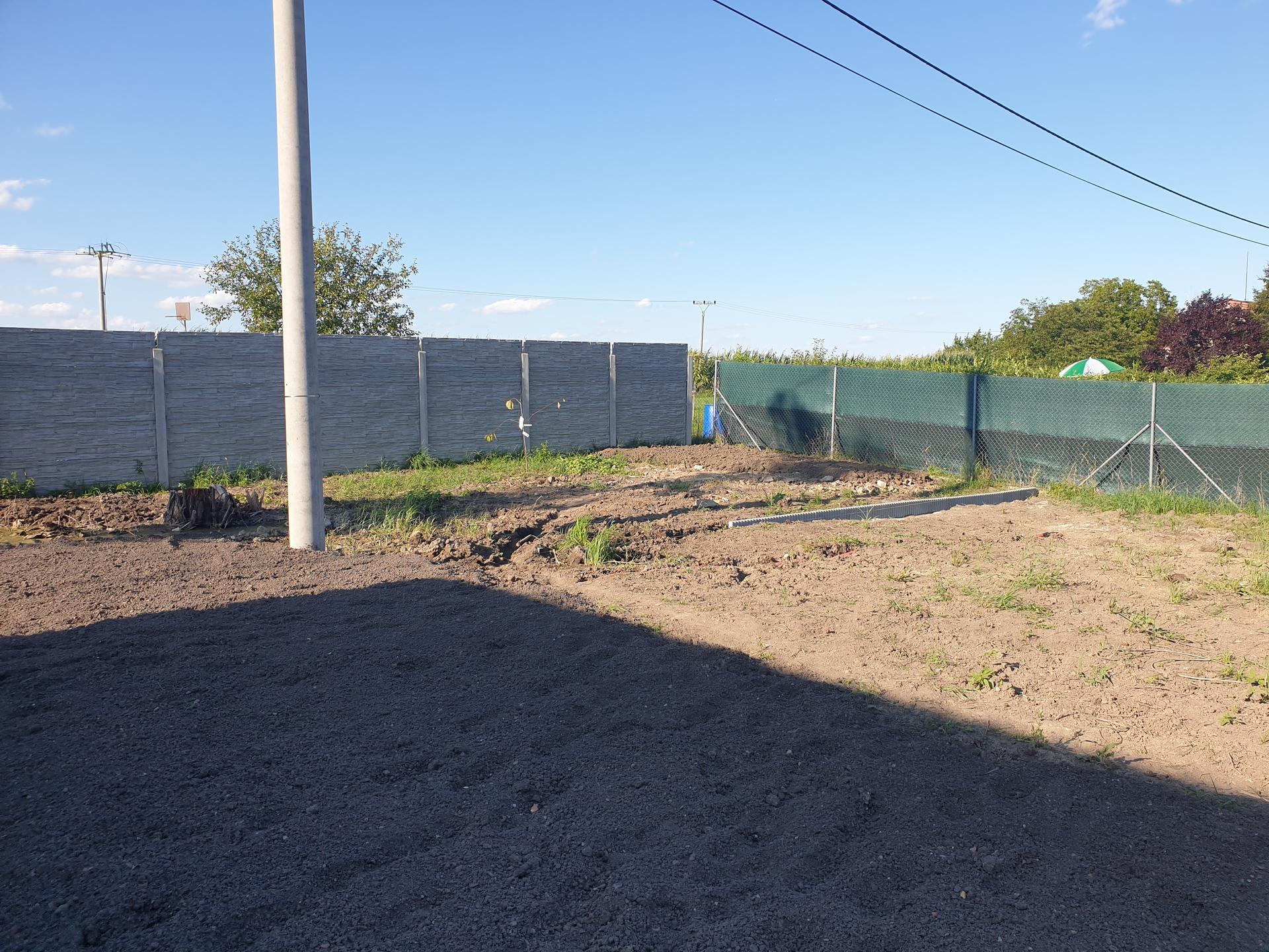Zahrada a terasa - Obrázek č. 58