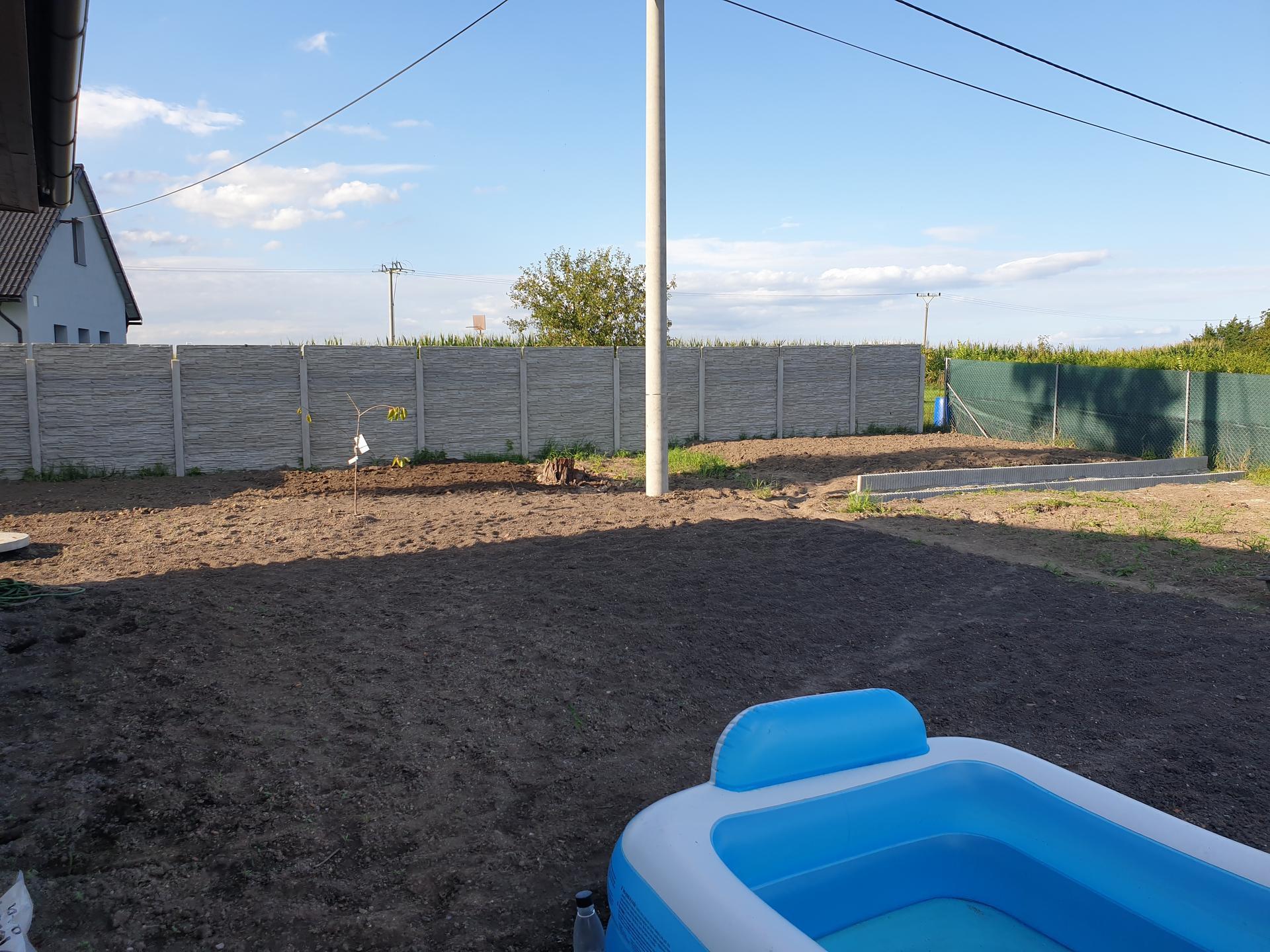 Zahrada a terasa - Obrázek č. 75