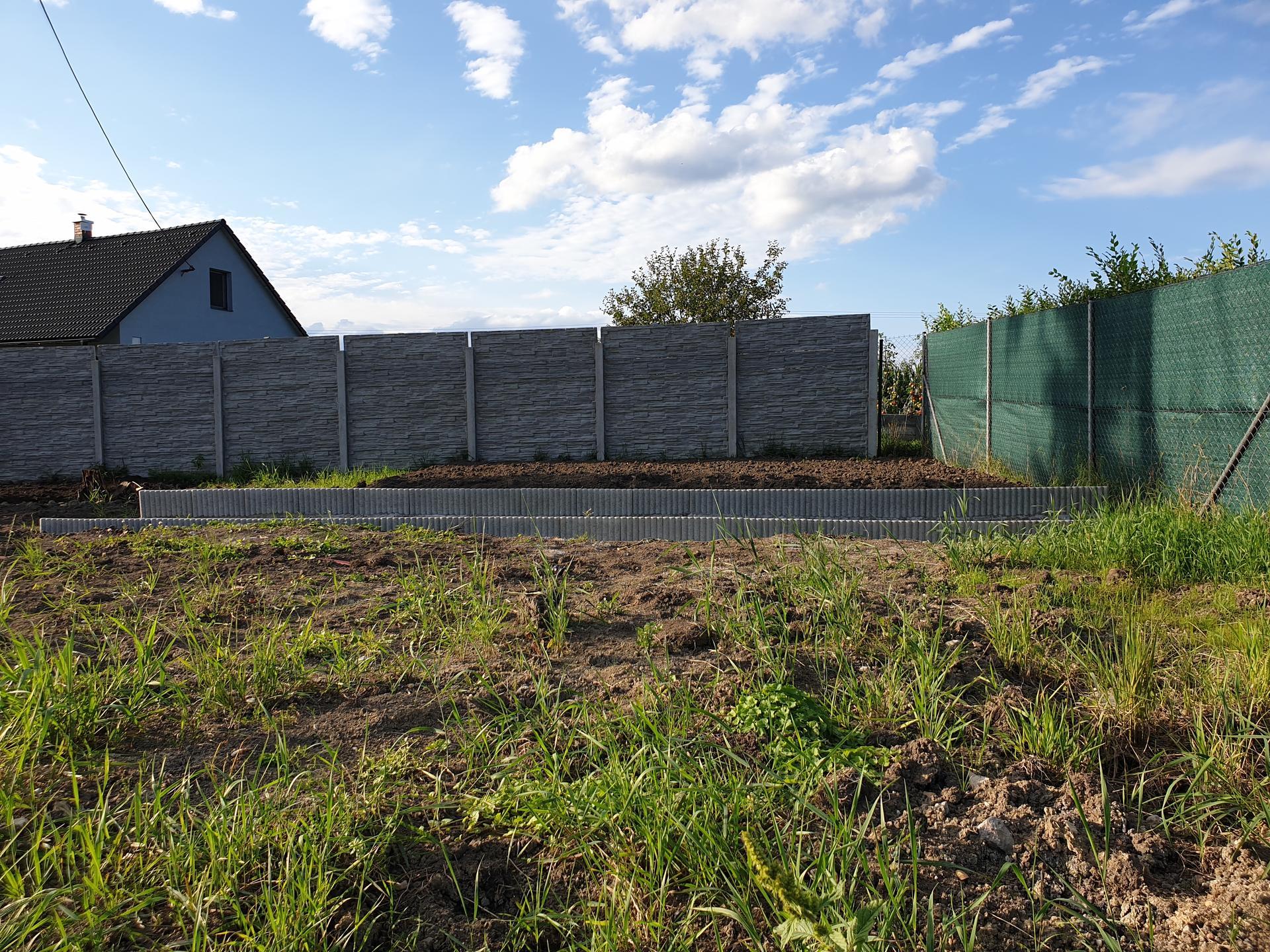 Zahrada a terasa - Obrázek č. 69