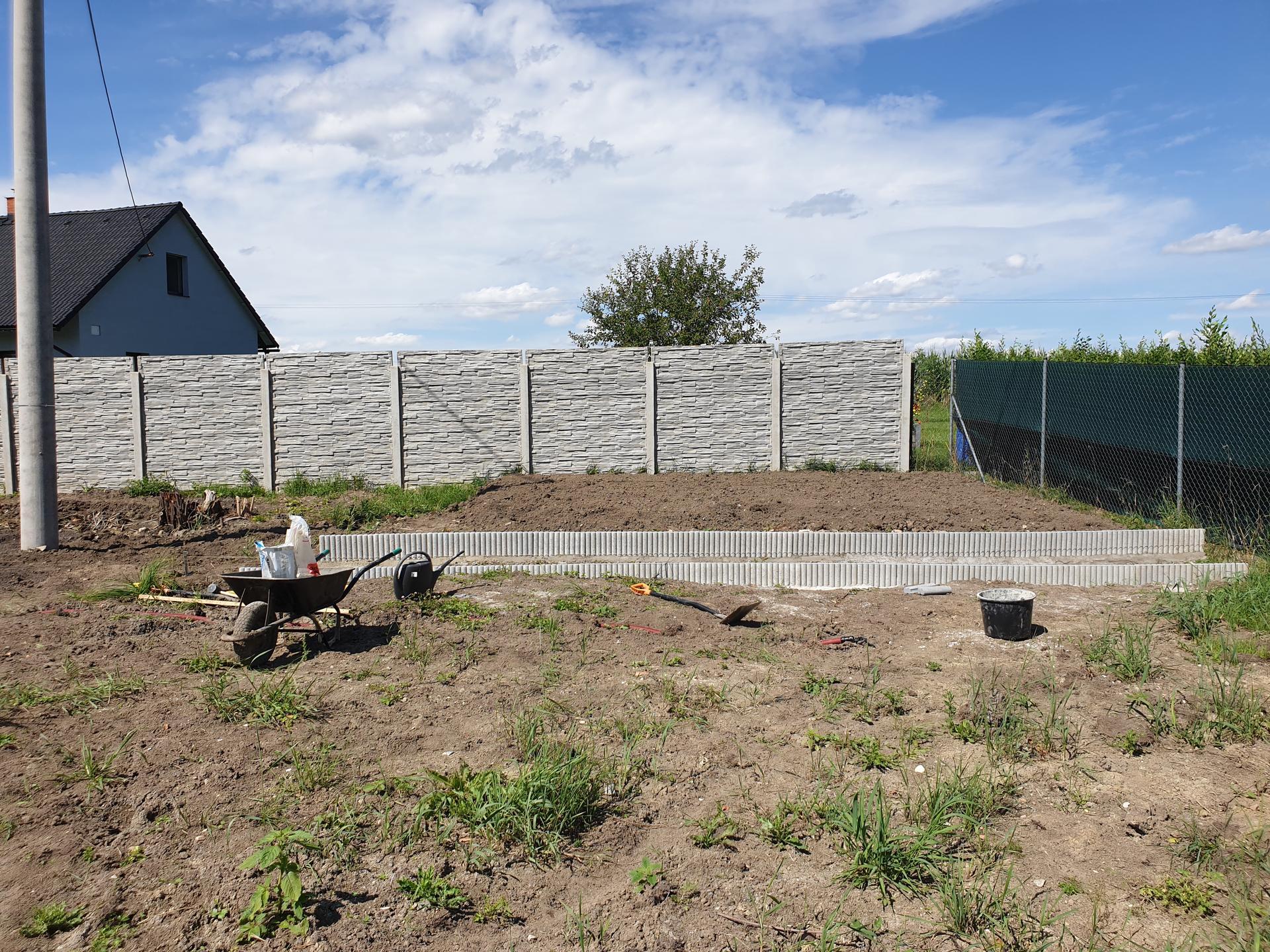 Zahrada a terasa - Obrázek č. 64