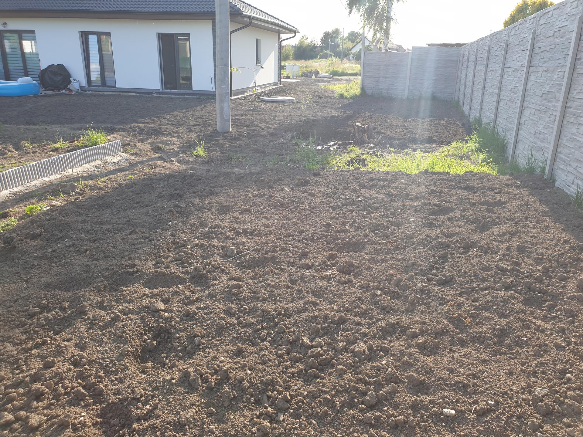 Zahrada a terasa - Obrázek č. 74