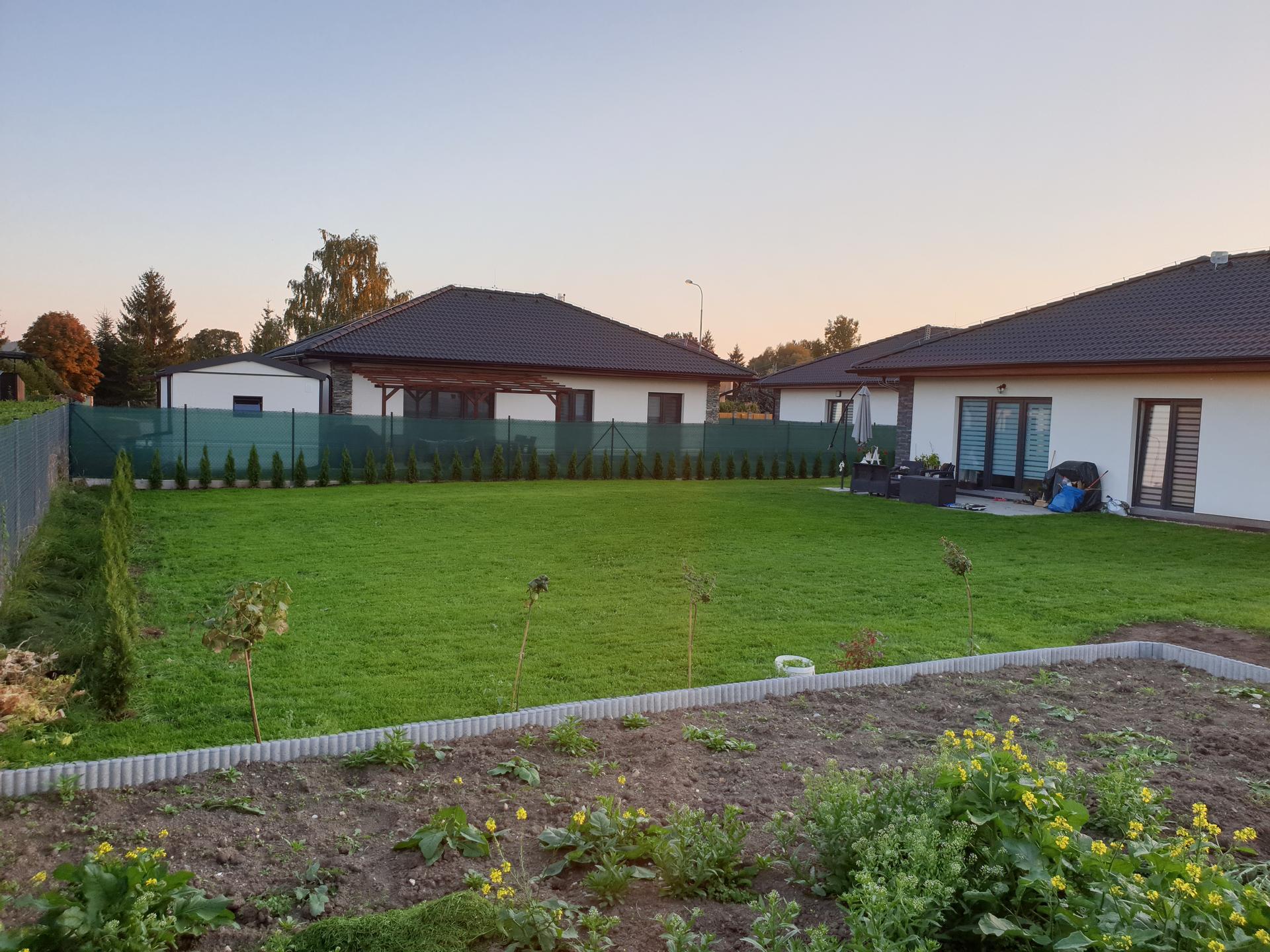 Zahrada a terasa - Obrázek č. 100