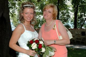 s mou maminkou
