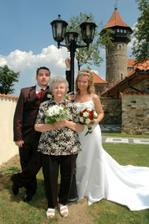 s mou babičkou